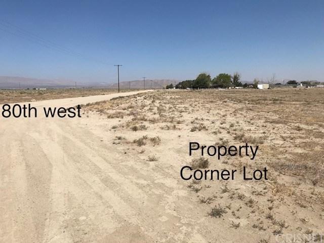 0 Vac/Cor Avenue A4/Vic 80 Stw, Antelope Acres, CA 93536 (#SR18220294) :: Impact Real Estate