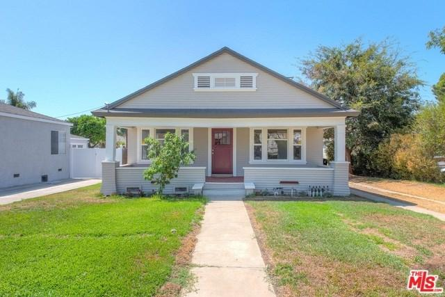 1512 4TH Street, San Fernando, CA 91340 (#18384120) :: Fred Sed Group
