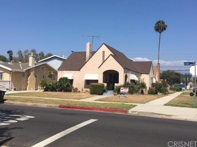 3301 Larga Avenue, Atwater Village, CA 90039 (#SR18219556) :: The Laffins Real Estate Team