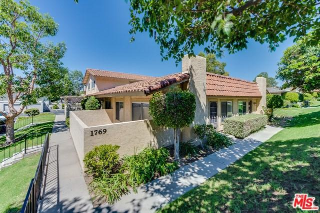 1769 Aleppo Court, Thousand Oaks, CA 91362 (#18384498) :: RE/MAX Parkside Real Estate