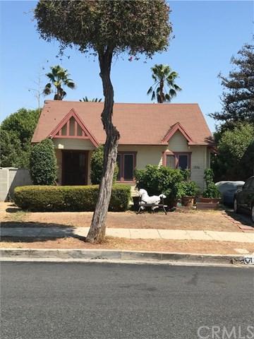 1316 N Park Avenue, Inglewood, CA 90302 (#IN18221548) :: The Laffins Real Estate Team