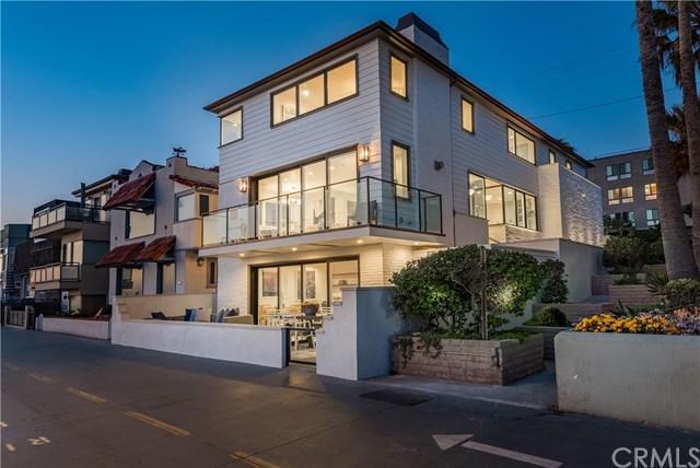3330 The Strand, Hermosa Beach, CA 90254 (#SB18221247) :: Naylor Properties