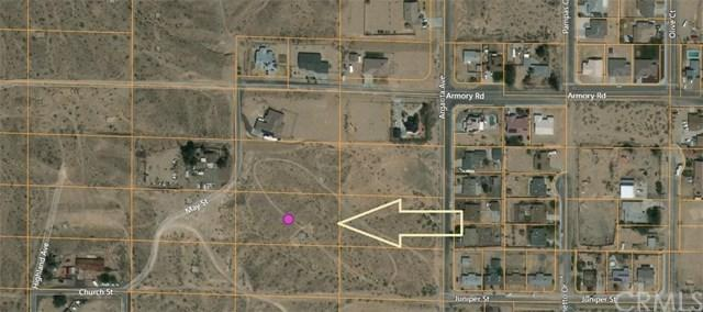 0 May Street, Barstow, CA  (#CV18221756) :: Impact Real Estate