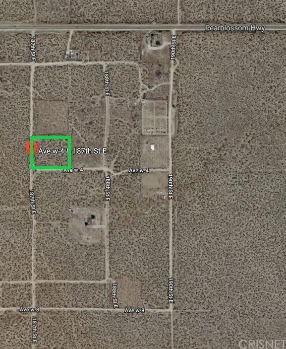 0 Vac/Cor 187 Ste/Ave W-4, Littlerock, CA 93591 (#SR18221799) :: Impact Real Estate