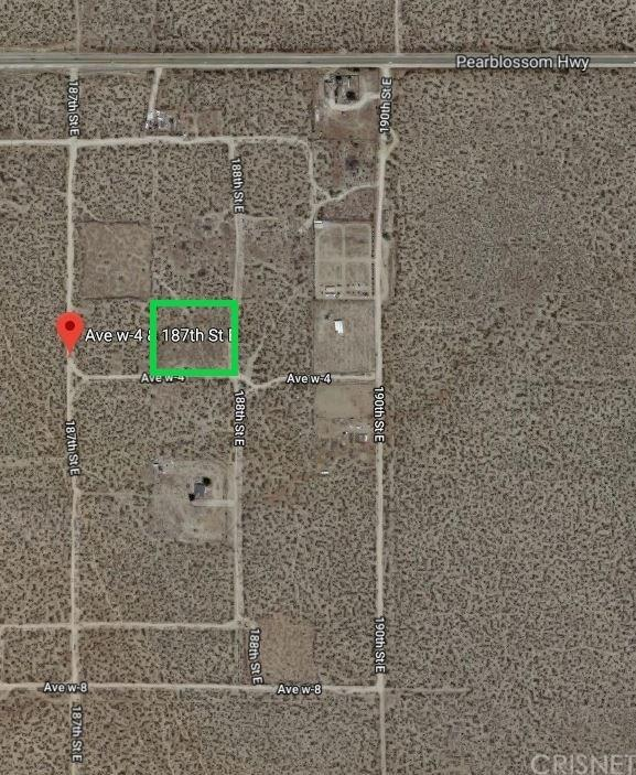 0 Vac/Cor Avenue W4/188 Ste, Littlerock, CA 93591 (#SR18221829) :: Impact Real Estate