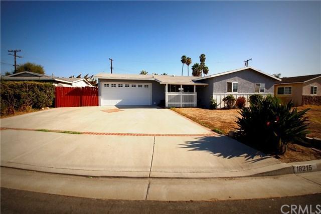 18215 La Cortita Street, Rowland Heights, CA 91748 (#DW18221713) :: Team Tami