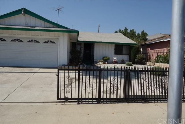 13111 Corcoran Street, San Fernando, CA 91340 (#SR18221931) :: Fred Sed Group