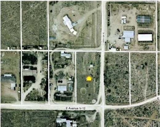 0 Vac/Cor Avenue V12 Drt /113Th, Pearblossom, CA 93553 (#SR18222124) :: The Ashley Cooper Team