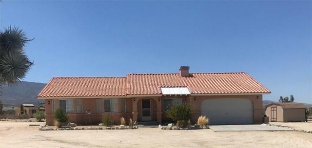11624 Desert View Road, Pinon Hills, CA 92372 (#IV18222671) :: The Ashley Cooper Team
