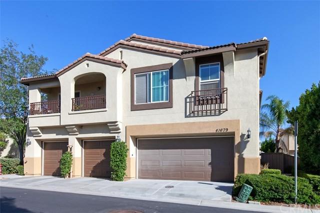 41679 Wild Iris Avenue #3, Murrieta, CA 92562 (#SW18160404) :: The Laffins Real Estate Team