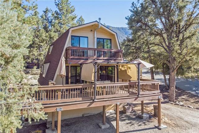 2316 Maplewood Way, Pine Mountain Club, CA 93222 (#SR18222286) :: Z Team OC Real Estate
