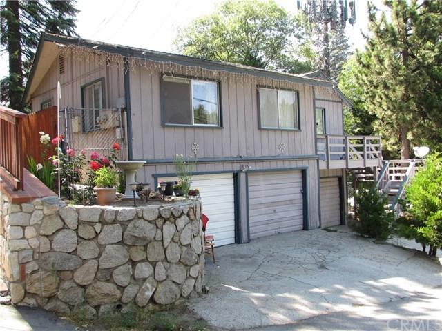740 Sierra Vista Drive, Twin Peaks, CA 92391 (#EV18222992) :: Team Tami