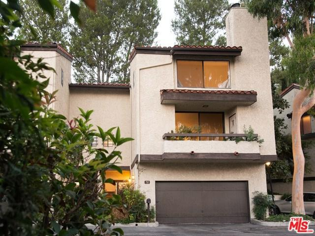 732 Fremont Villas #7, Los Angeles (City), CA 90042 (#18384748) :: Team Tami