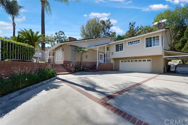 1606 N Cypress Street, La Habra Heights, CA 90631 (#PW18223149) :: Barnett Renderos