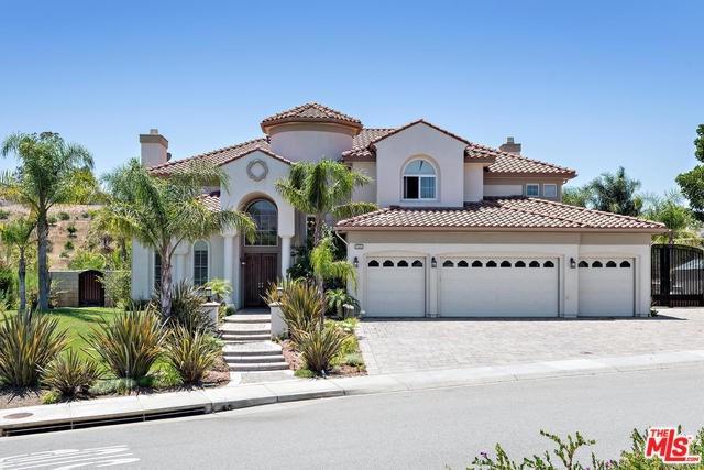 12464 Palmer Drive, Moorpark, CA 93021 (#18385112) :: RE/MAX Parkside Real Estate