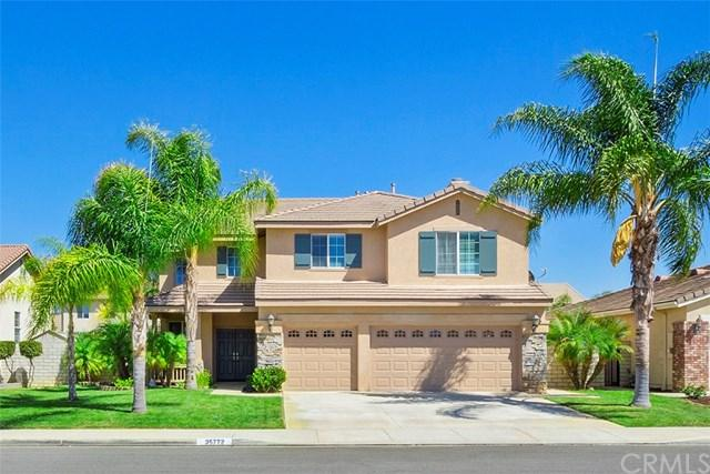 35772 Capri Drive, Winchester, CA 92596 (#SW18223115) :: The Ashley Cooper Team