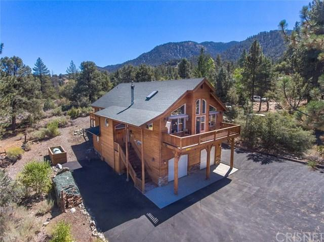 2100 Freeman Drive, Pine Mountain Club, CA 93225 (#SR18193552) :: Team Tami