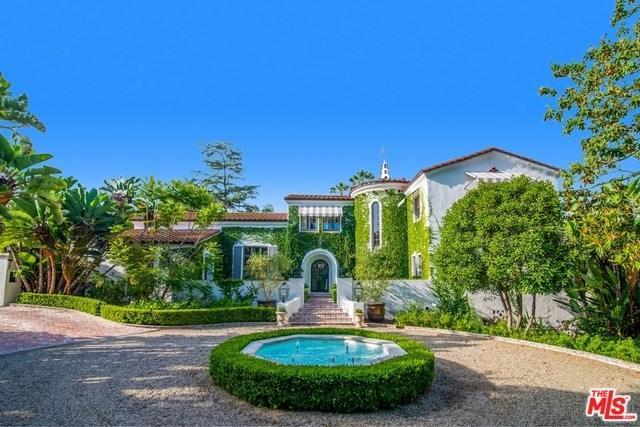 2075 De Mille Drive, Los Feliz, CA 90027 (#18383586) :: The Laffins Real Estate Team