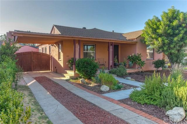 313 N 7th Street, Montebello, CA 90640 (#MB18219118) :: The Laffins Real Estate Team