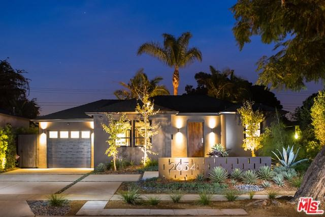 2634 Barry Avenue, Los Angeles (City), CA 90064 (#18384032) :: Team Tami