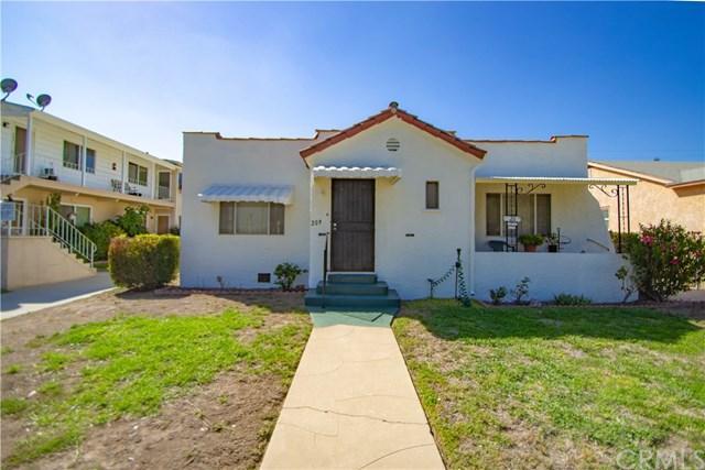 209 N 16th Street, Montebello, CA 90640 (#DW18223957) :: The Laffins Real Estate Team