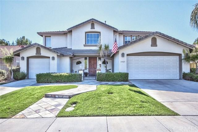 43825 Barletta Street, Temecula, CA 92592 (#SW18223171) :: RE/MAX Innovations -The Wilson Group