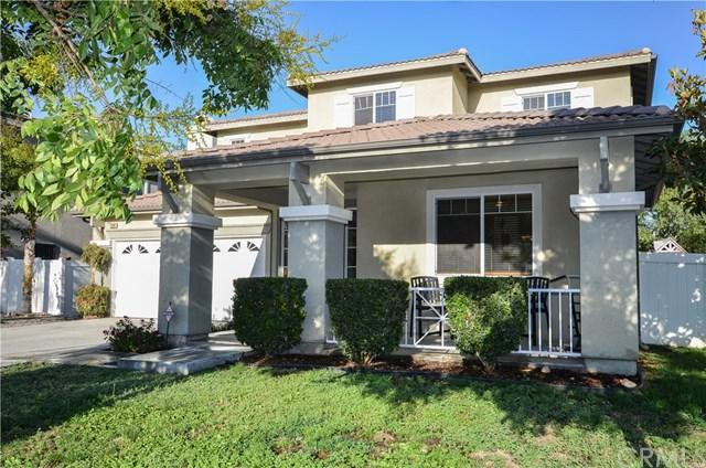 7561 Sweetmeadow Court, Highland, CA 92346 (#SW18224511) :: The Ashley Cooper Team