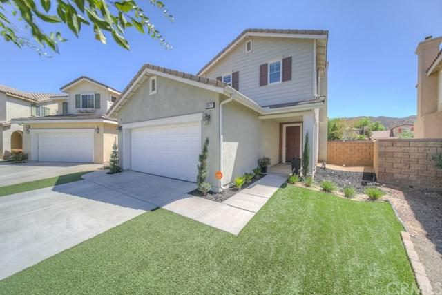 33577 Cedar Creek Lane, Lake Elsinore, CA 92532 (#SW18224785) :: The Ashley Cooper Team