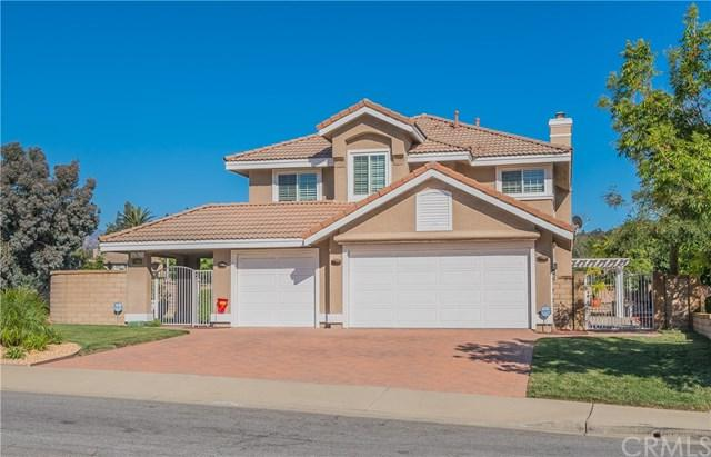 5996 Via Marcia, La Verne, CA 91750 (#CV18225070) :: The Costantino Group | Cal American Homes and Realty