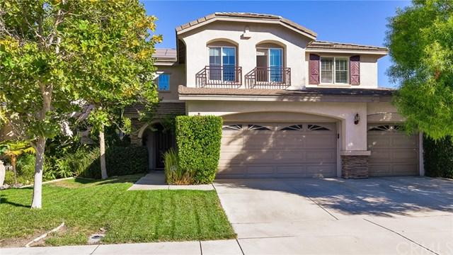 31950 Calle Galarza, Temecula, CA 92592 (#RS18225050) :: RE/MAX Innovations -The Wilson Group