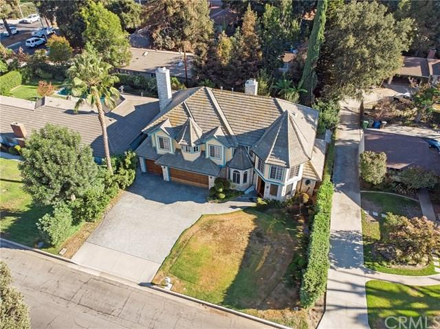 10 W Las Flores Avenue, Arcadia, CA 91007 (#OC18224540) :: The Laffins Real Estate Team