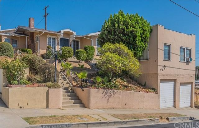 1412 Mount Pleasant Street, Los Angeles (City), CA 90042 (#CV18225440) :: Team Tami