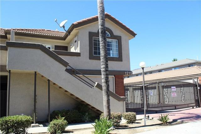 1215 N San Gabriel Avenue #207, Azusa, CA 91702 (#CV18225592) :: The Costantino Group | Cal American Homes and Realty