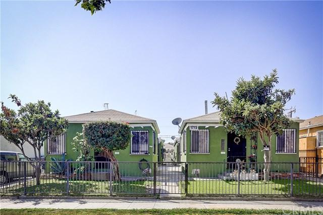 1713 W Olympic Boulevard, Montebello, CA 90640 (#MB18225594) :: The Laffins Real Estate Team