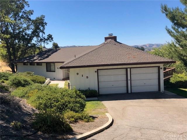 915 Walnut Drive, Paso Robles, CA 93446 (#NS18222430) :: Nest Central Coast