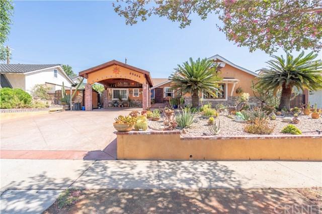 12826 Bromont Avenue, San Fernando, CA 91340 (#SR18225725) :: Fred Sed Group