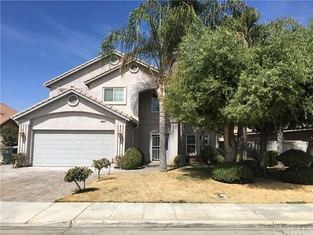 2651 Kimberly Drive, Madera, CA 93637 (#SP18216885) :: The Laffins Real Estate Team