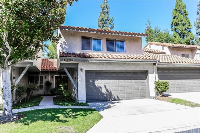 19175 Index Street #3, Porter Ranch, CA 91326 (#SR18225764) :: Team Tami
