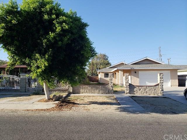 18176 10th Street, Bloomington, CA 92316 (#CV18225836) :: The Laffins Real Estate Team