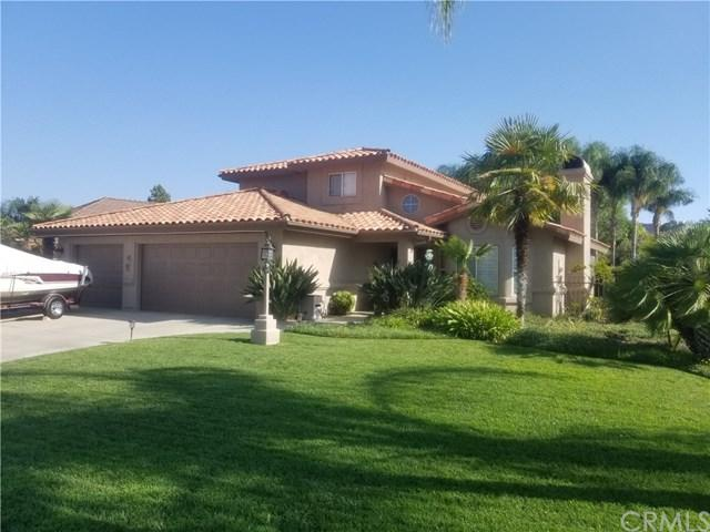 30650 Sea Horse Circle, Canyon Lake, CA 92587 (#SW18221726) :: Team Tami