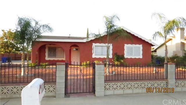 18224 Santa Ana Avenue, Bloomington, CA 92316 (#SW18225719) :: The Laffins Real Estate Team