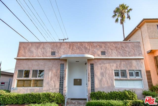 3662 W 54TH Street, Los Angeles (City), CA 90043 (#18385462) :: The Laffins Real Estate Team