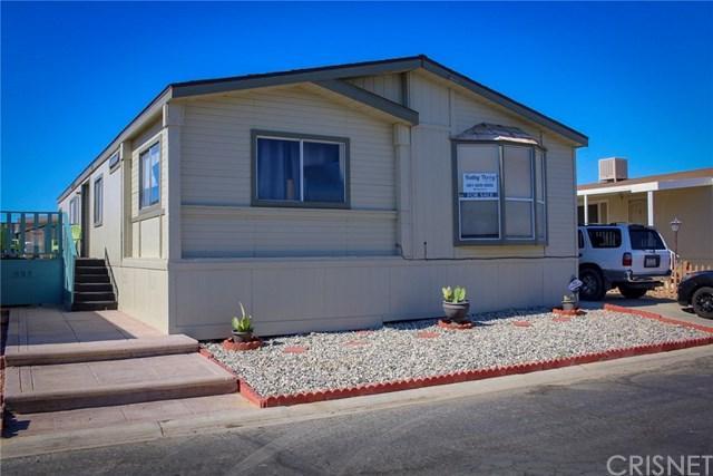 1550 20th Street W #45, Rosamond, CA 93560 (#SR18225921) :: Impact Real Estate