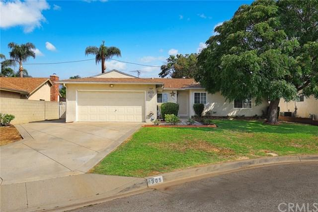 1309 E Carlton Avenue, West Covina, CA 91790 (#AR18226088) :: The Ashley Cooper Team