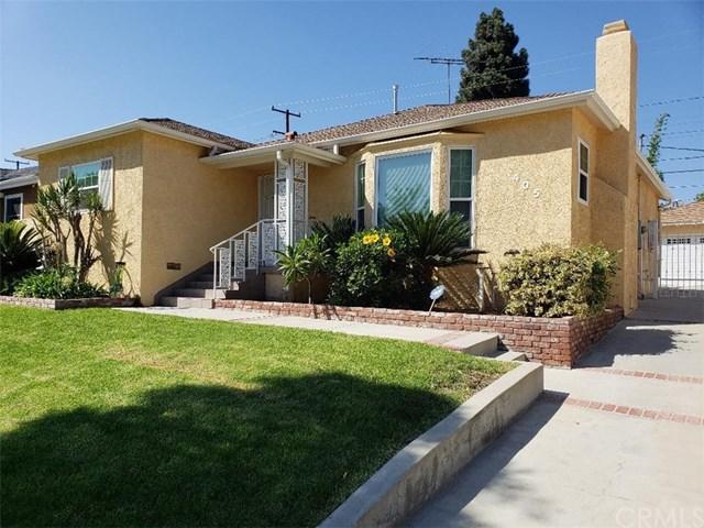 405 W 64th Street, Inglewood, CA 90302 (#IV18226241) :: The Laffins Real Estate Team