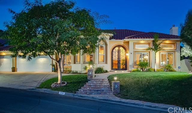 2708 San Angelo Drive, Claremont, CA 91711 (#CV18221674) :: Barnett Renderos