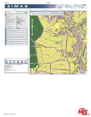 0 Quito Lane / Delwood Lane, Bel Air, CA 90077 (#18380008) :: Powerhouse Real Estate