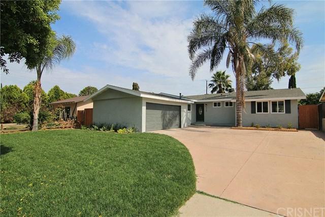 19122 Napa Street, Northridge, CA 91324 (#SR18222252) :: Fred Sed Group