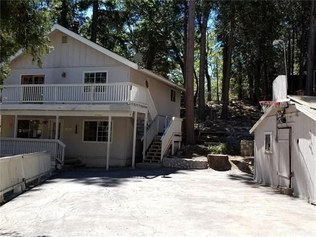 439 La Casita Drive, Twin Peaks, CA 92352 (#EV18226638) :: RE/MAX Empire Properties