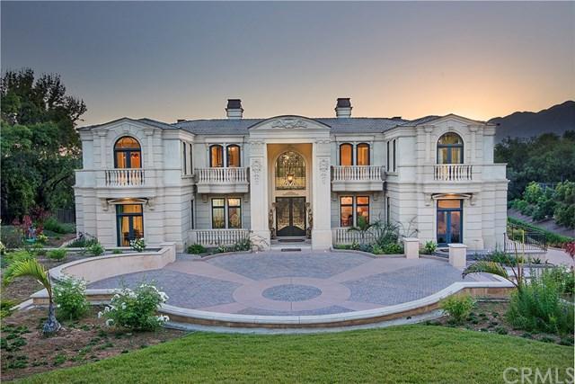 165 Circle Drive, Bradbury, CA 91008 (#AR18212332) :: Barnett Renderos